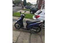 Honda Vision NSC 50cc Moped