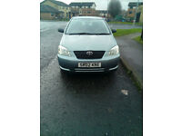 Toyota corolla 1.6 vvti Great Condition!!