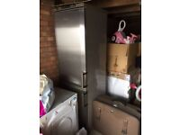 Prestige Fridge Freezer and Indesit washing machine for sale
