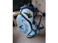 Callaway August 2017 limited edition staff bag