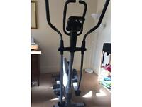 Cross-trainer Elliptical machine