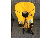 Crewsaver childs lifejacket