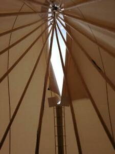 Canvas Tents and Tipis