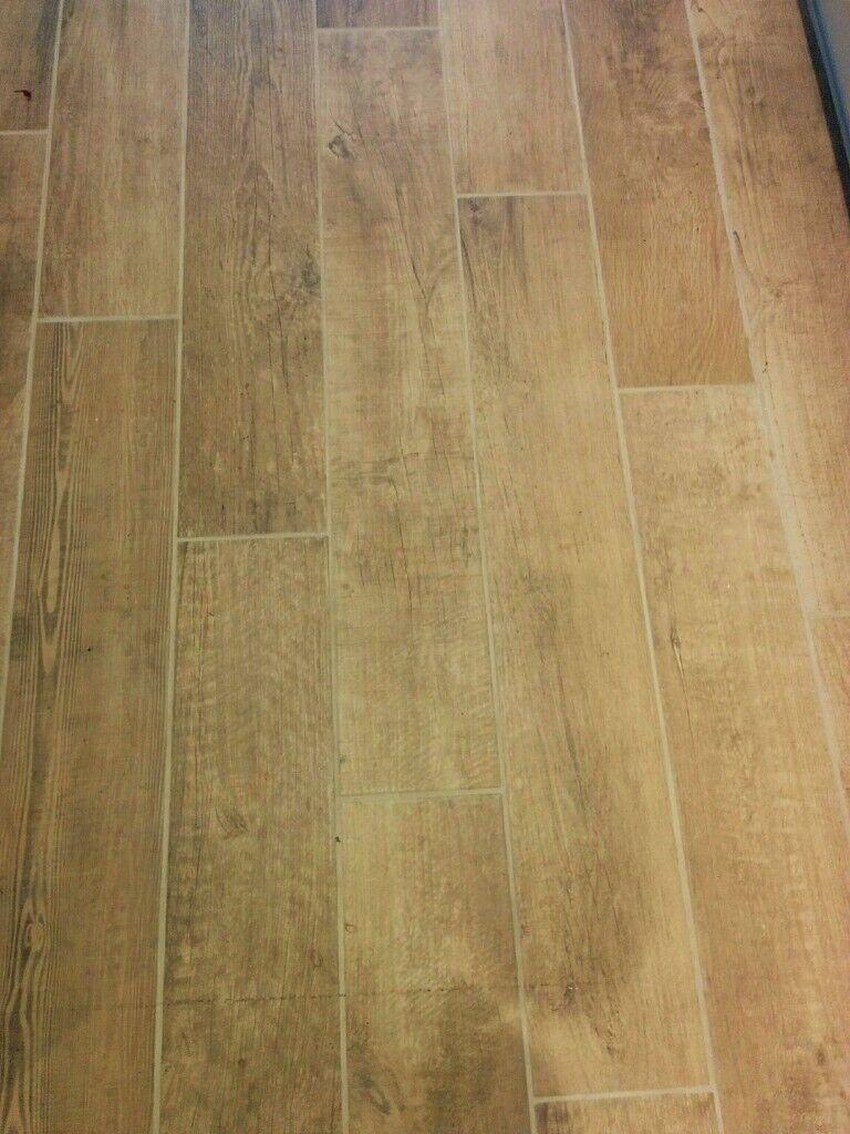 Mora Oak Effect Ceramic Tiles 40