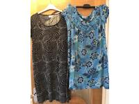 2 next maternity tops from next size 12