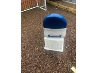 Boat box seat in good condition