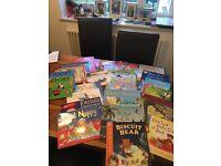 Bundle of Children's favourite books