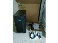 HP Server ML10 Gen9 4K UHD