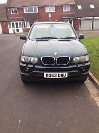 MUCH LOVED X5 BMW