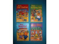 4 x Ladybird Busy Books IP1
