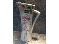 Maling Lustre Blossom jug