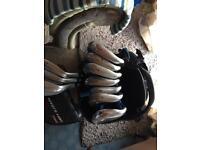 Callaway XR IRONS 5-sw regular steel