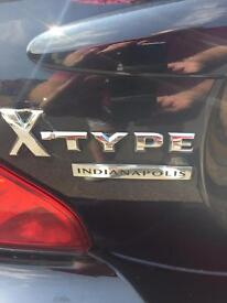 Limited Edition X-Type Indianapolis Jag