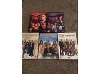 Las Vegas DVD Seasons 1-5