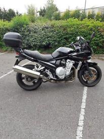 Suzuki, BANDIT, 2008, 656 (cc)