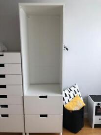 Stuva IKEA carcass and drawers