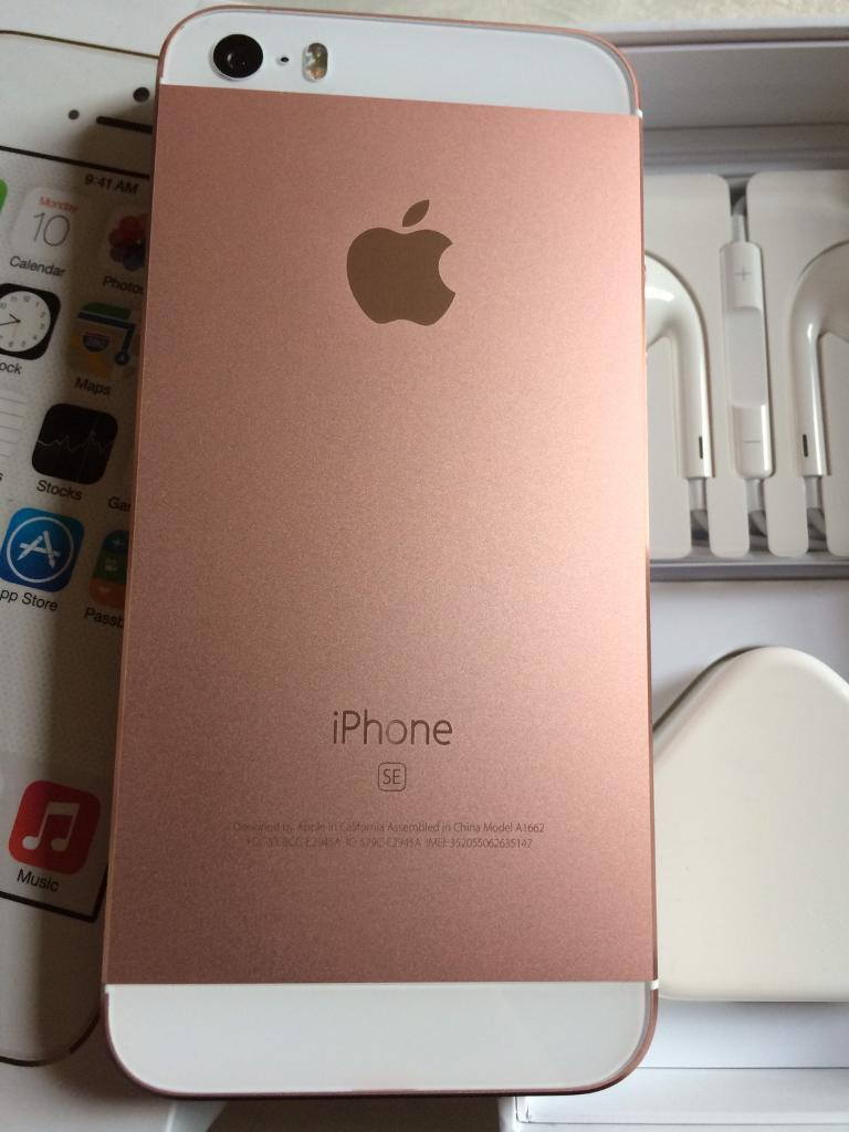 rose gold iphone 5s iphone 5s 16gb metallic gold and white unlocked any 16036