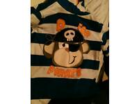 P for Pirate Jumper, 4-5 years