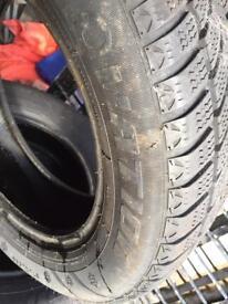175/65/14 ovation winter tyres