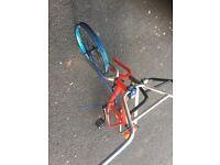 BMX frames premium profile 2005 & HARO