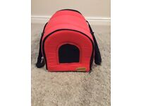 Scallywags padded pet carrier