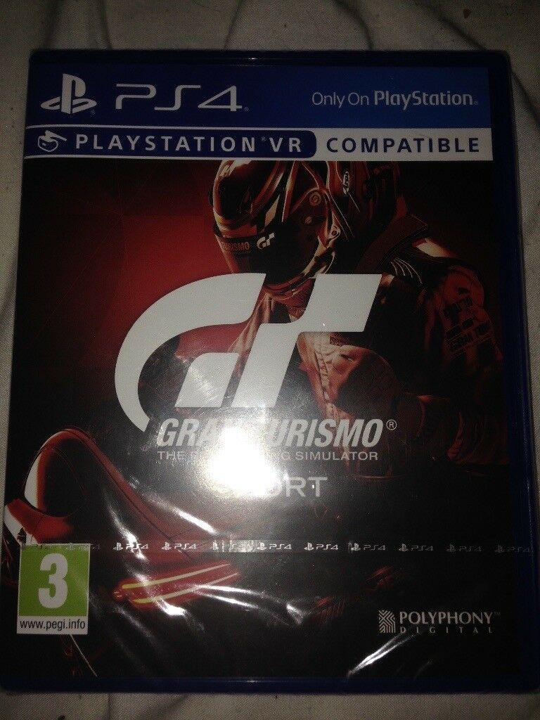 Grand truismo ps4 | in East End, Glasgow | Gumtree