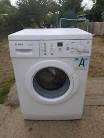 Bosch WAE2436GB washing machine 6kg capacity