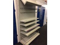 shop shelving ALL SHELVING FROM SHOP CLOSURE MUST BE SOLD