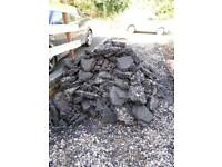 Free- About 4 tonnes of tarmac hardcore