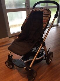Mamas & Papas Sola full travel system