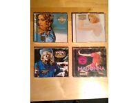 Madonna albums