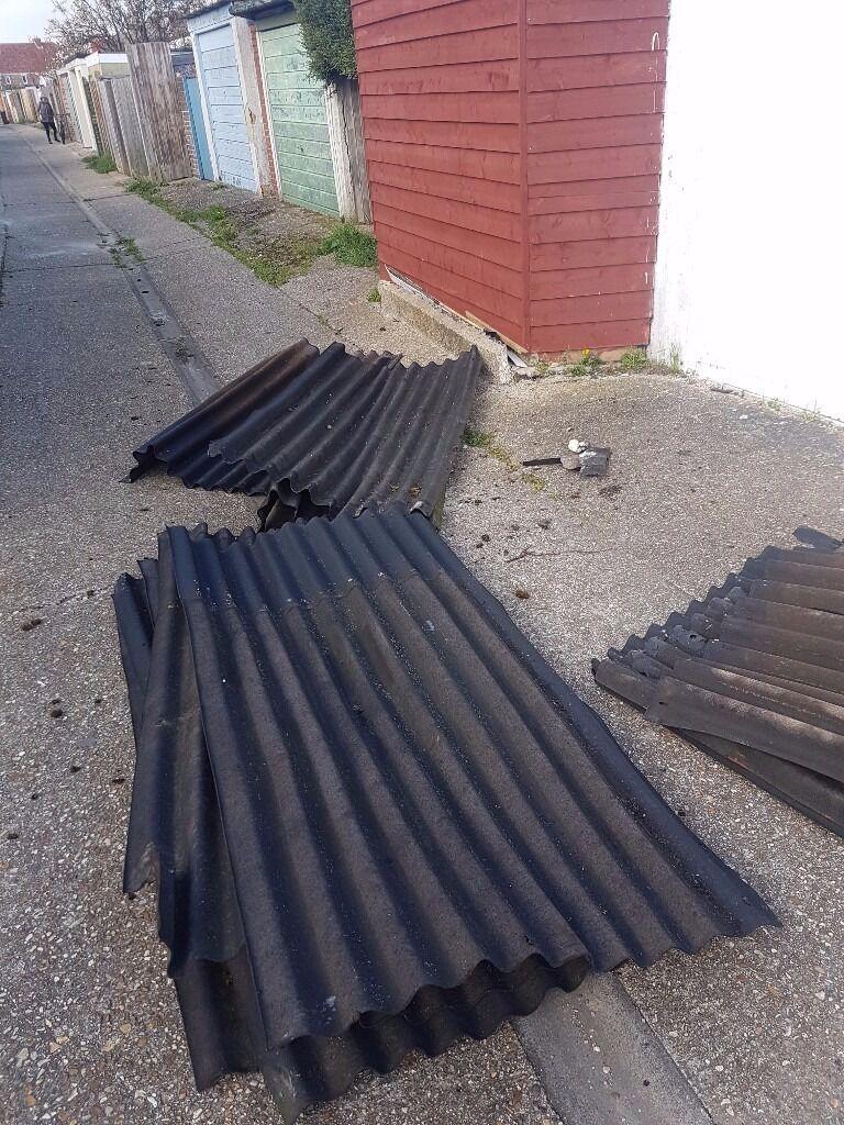 Onduline Black Corrugated Bitumen Sheet 950 x 2000mm | in ...