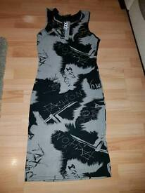 Ladies size 14 Sodamix dress