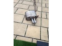 BMW EXHAUST M SPORT 5 Series stainless