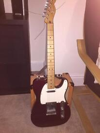 Fender Telecaster 2004 (Mexican) Midnight Wine 400.00