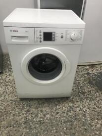 Bosch washing machine 7kg 1400rpm Full Working very nice 3 month warranty free delivery install