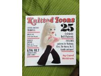Knitted Icons 25 Celebrity Doll Patterns by Carol Meldrum