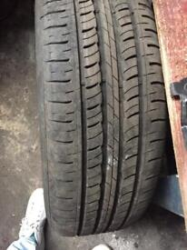 2 size 205/60 r16 tyres