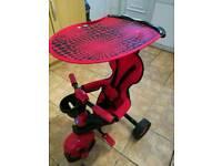 Smartrike child buggy