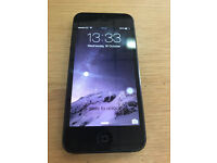 ** I phone 5 16gb good condition unlocked to all networks **