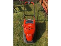 Flymo vision compact 350 hover mower very clean