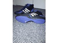 Adidas mens boxing boots Like New