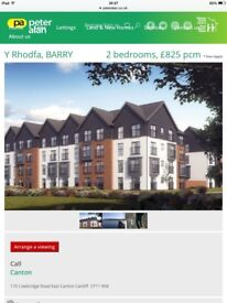 New 2 bedroom apartment with en suite and Juliet balcony The apartment will be completed soon