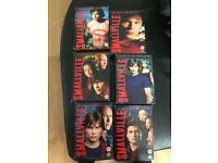 Smallville season 1-6