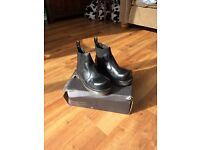 Dr Martins Size 4 Safety Boots