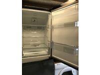 Grundig fridge freezer