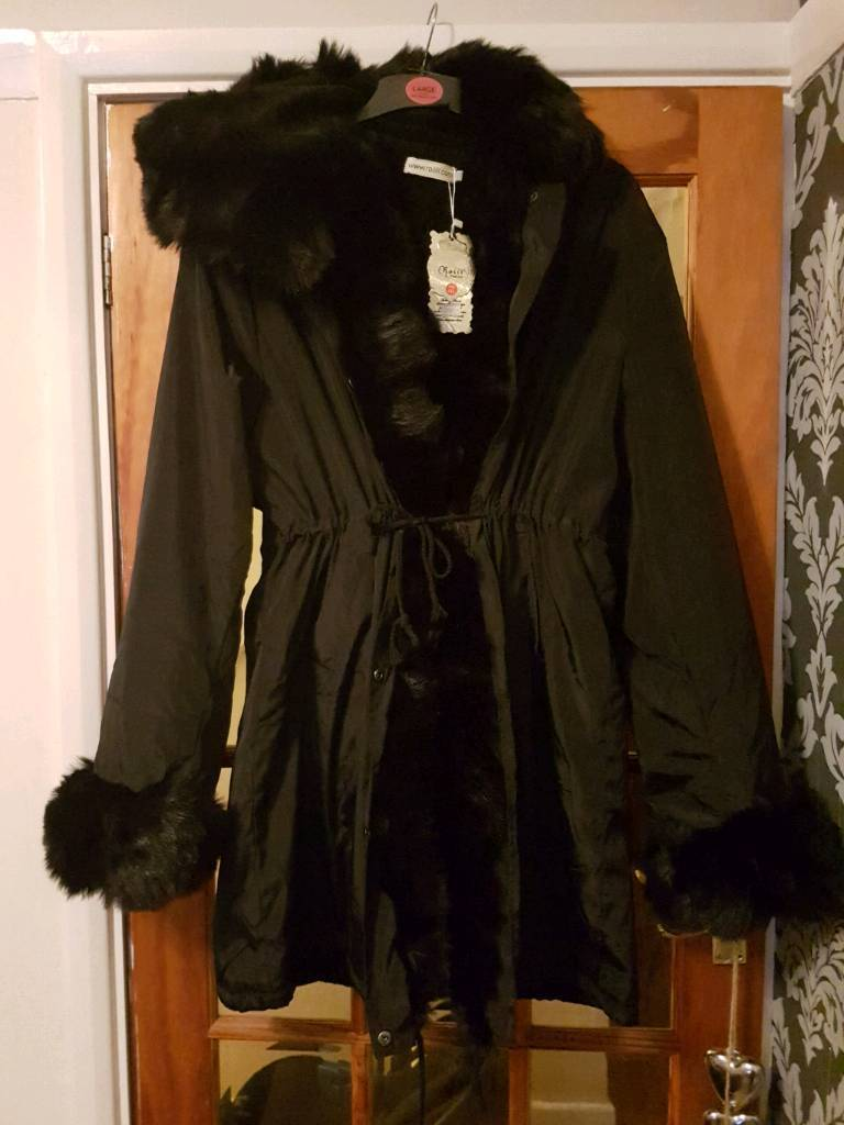 New coat 18/22 gorgeous