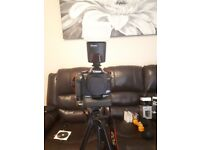 Canon EOS 450D With A Huge Amount Of Extras. Please Read.
