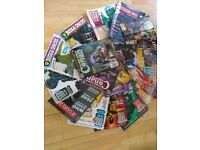 Comics 2000 AD Judge Dredd, Conan, Terminator