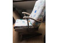 Antique? Very Old Rocking Chair